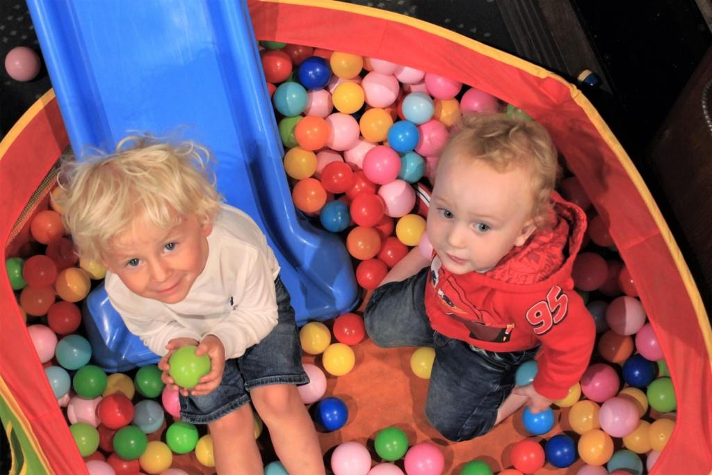 Wetheral Tots Cafe on Tuesdays