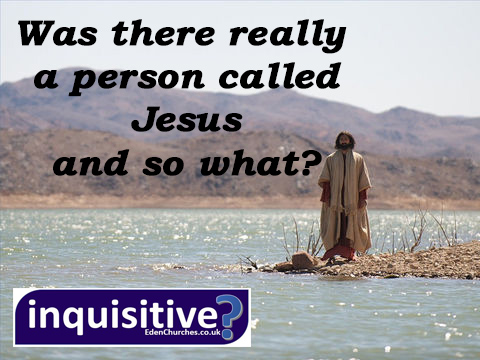 A person called Jesus Title